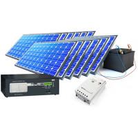 Солнечные электростанции (готовые решения)