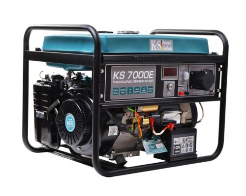 Бензиновий генератор Könner&Söhnen KS 7000E-1/3