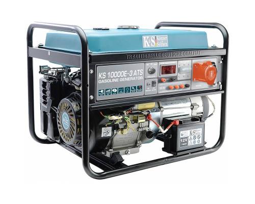 Бензиновий генератор Könner&Söhnen KS 10000E-3 ATS