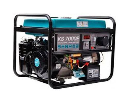 Бензиновий генератор Könner&Söhnen KS 7000E