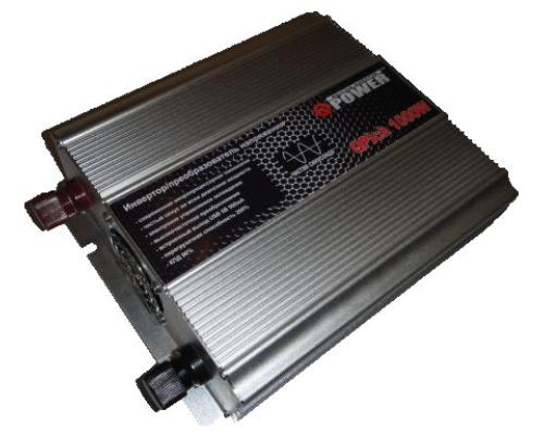 Інвертор Q-Power QPI 1000С-12 1000Вт 12В