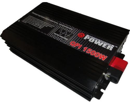 Інвертор Q-Power QPI 1500-12 1500Вт 12В