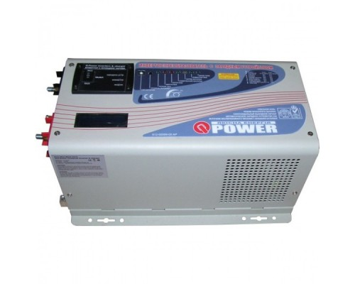 Инвертор Q-Power QPC+3012GE 3000Вт 12В