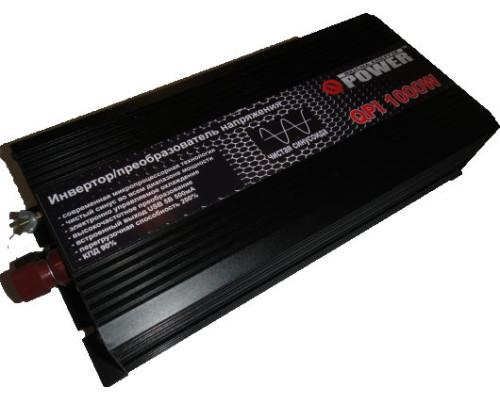 Інвертор Q-Power QPI 1000-24 1000Вт 24В