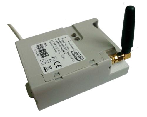 Контроллер MCL 5.10 для счетчиков GAMMA  с модемом GSM/GPRS