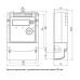 Двунаправленный счетчик электроэнергии для зеленого тарифа Landis & Gyr ZMG310CR4.041b.37 S2 + модем ETM Purple 3G