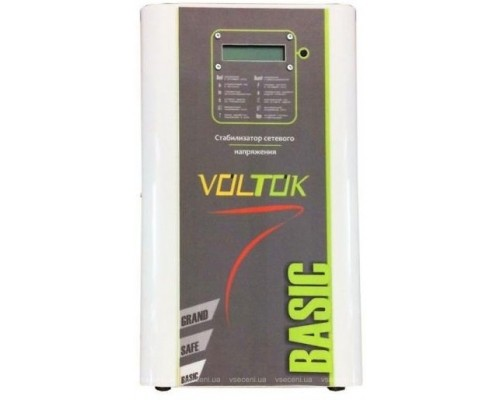 Стабилизатор напряжения Voltok Basic SRK9-18000