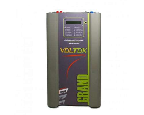 Стабилизатор напряжения Voltok Grand plus SRKL16-9000