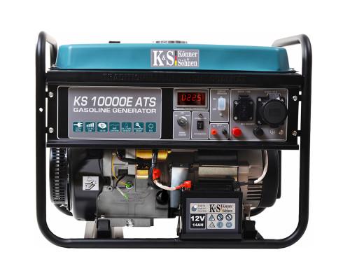 Бензиновый генератор Konner&Sohnen KS 10000E-ATS
