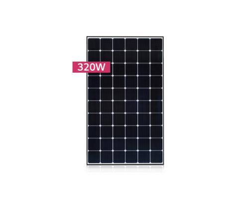 Солнечная панель LG 320N1C NeON2 G4 320W CELLO 12BB