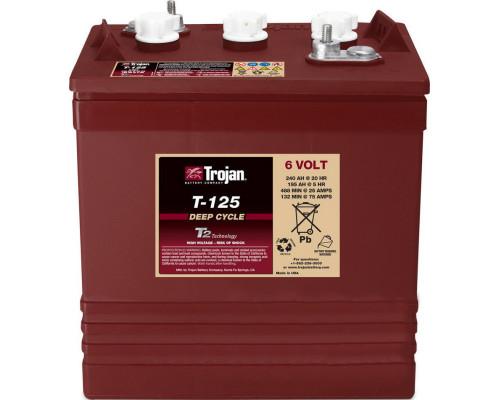 Аккумуляторная батарея Trojan T-125