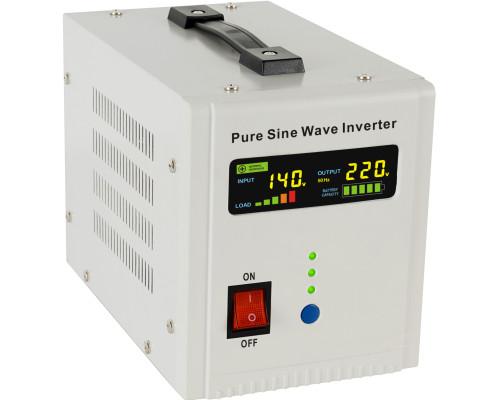 Гибридный ИБП + стабилизатор Axioma Energy 800ВА (500Вт) AXEN.IA-800VA