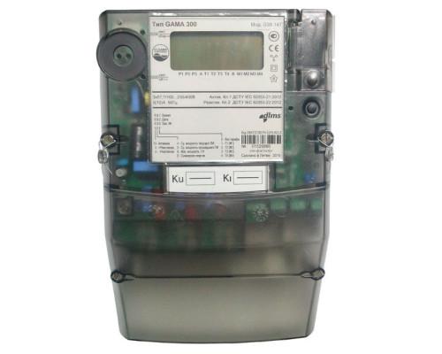 Двунаправленный счетчик GAMA 300 (G3B.144/230.F27)