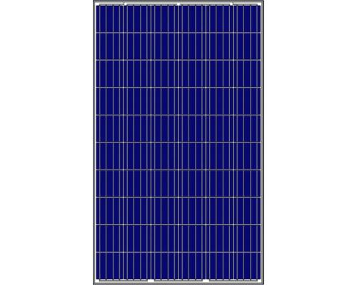 Солнечная панель Amerisolar AS-6P30 270 4BB