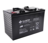 Аккумуляторная батарея B.B. Battery MPL 110-12/B6