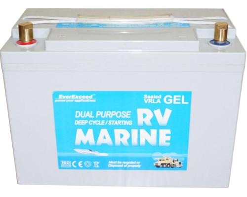 Аккумуляторная батарея EverExceed Marine Gel Range 8G24M (12V80AH)