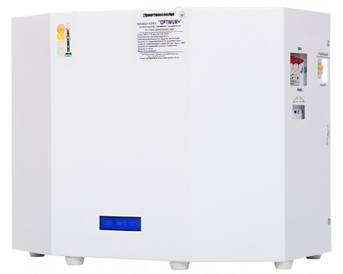 Стабилизатор Укртехнология Optimum НСН-12000