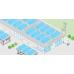 Сетевая СЭС для коммерческих объектов 50 кВт