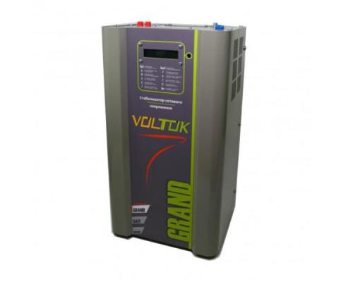 Стабилизатор напряжения Voltok Grand SRK16-15000