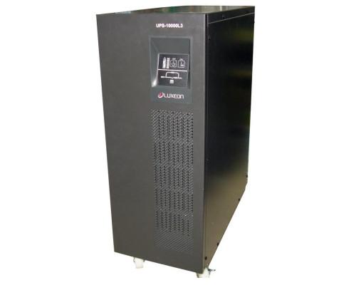 Источник бесперебойного питания LUXEON UPS-10000L3