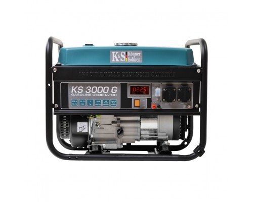 Бензиновый генератор Konner&Sohnen KS 3000-G