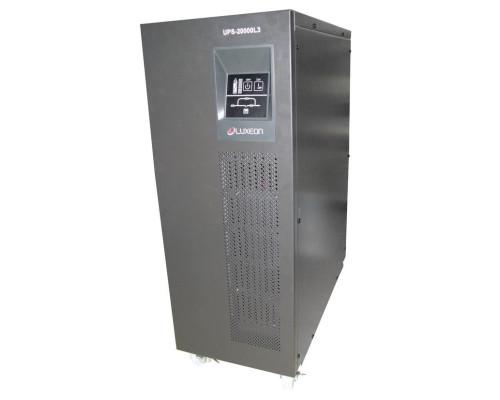 Источник бесперебойного питания LUXEON UPS-20000L3