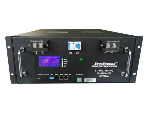 Батарейний модуль EverExceed EP-48100-15B (LCD)