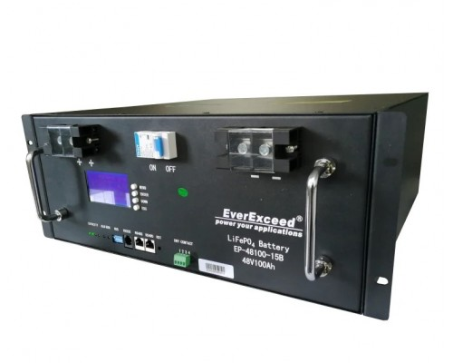Аккумуляторная батарея EverExceed EP-48100-15B (LCD)