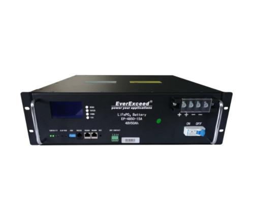 Батарейний модуль EverExceed EP - 4850-15A (LCD)