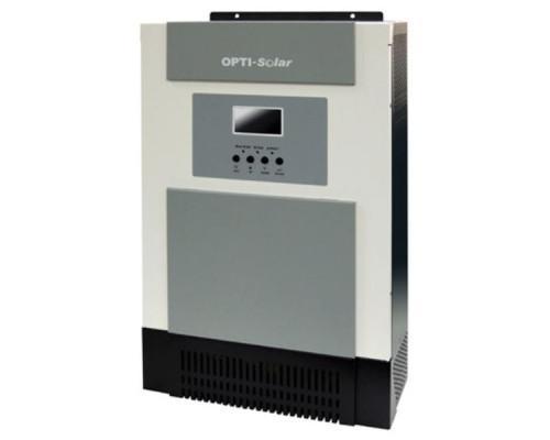 Гибридный инвертор OPTI Solar SP3000 Handy (2400Вт, 24В)