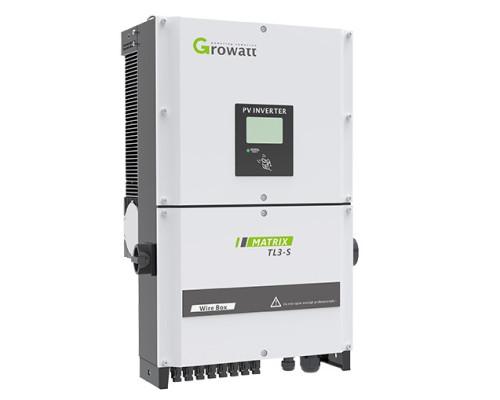 Сетевой инвертор Growatt 30000 TL3-S