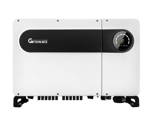 Сетевой инвертор Growatt MAX50 KTL3 LV